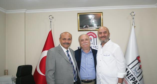Mehmet Aydoğan, Hasan Dayhan ve Mehmet Özdemir