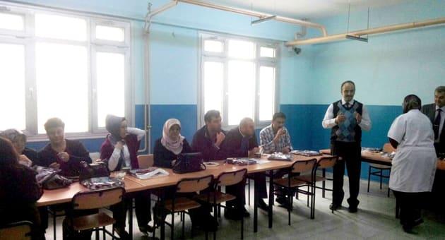 Halil Taşcı Öğretmenlerin, Öğretmenler Gününü Kutladı