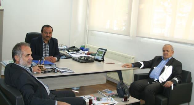 Soldan; Burhanettin Kansızoğlu, Bedrettin Kara, Mustafa Yaman