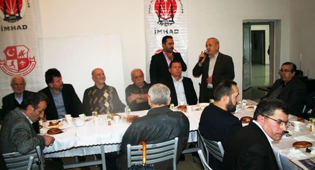 Halkla İlişkiler Müdürü Mustafa Yaman