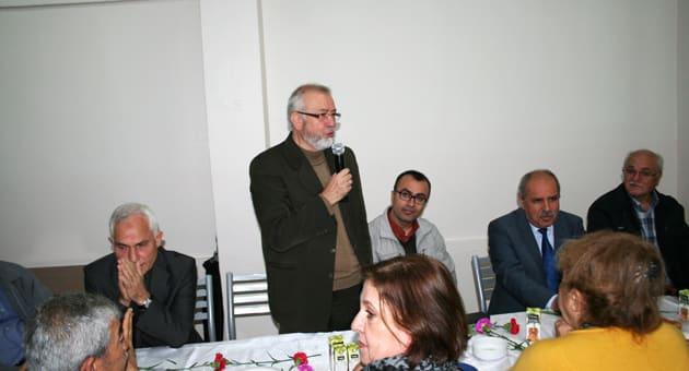 Milli Kültür ve Ahlaka Hizmet Vakfı Müdürü Mehmet Aşıcı
