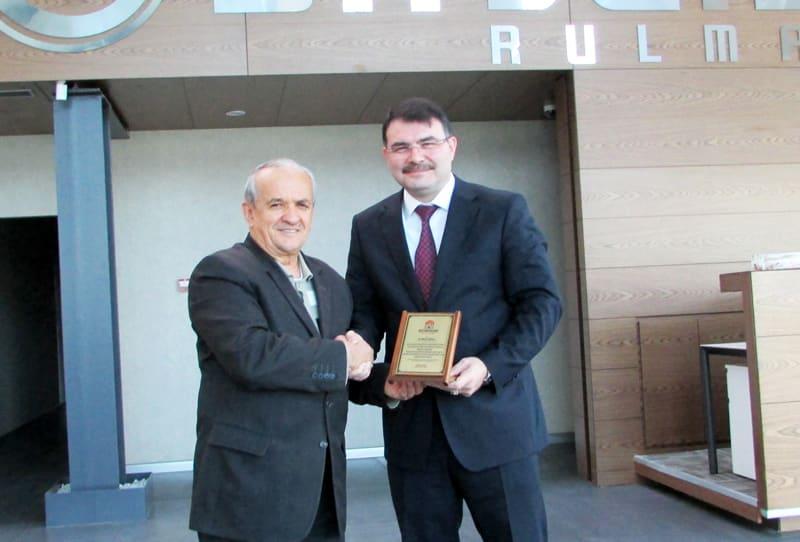 Mustafa Yaman, M. Bilal Saygılı