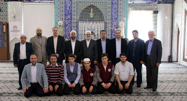 Buca Kur'an Ziyafeti Programı Okuyucuları ve Organizatörleri