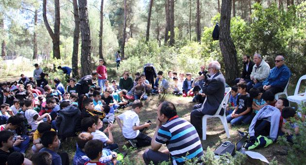 Prof. Dr. Mehmet Bulut Öğrencilerimizle Sohbet Gerçekleştirdi
