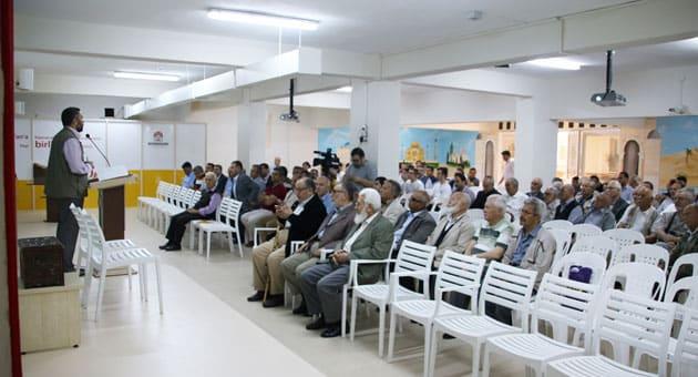 Kestanepazarı Basın-Yayın ve Enformasyon Müdürü Nurkan Boz Programın Sunuculuğunu Yaptı
