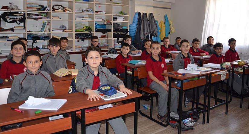 Kestanepazarı İmam Hatip Ortaokulu Hafızlık Proje Sınıfı